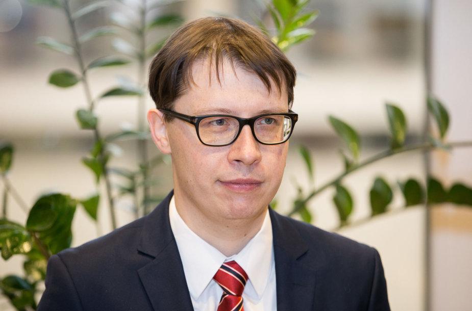 Giedrius Česnakas