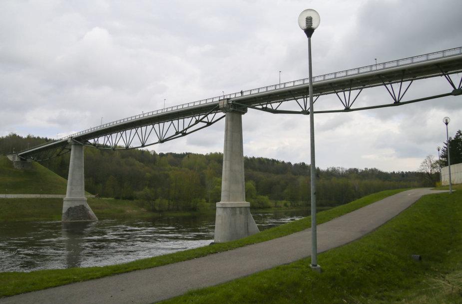 Alytaus Baltosios rožės tiltas