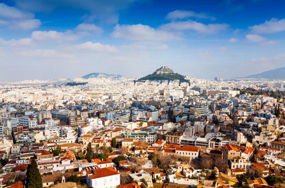 Atėnų panorama