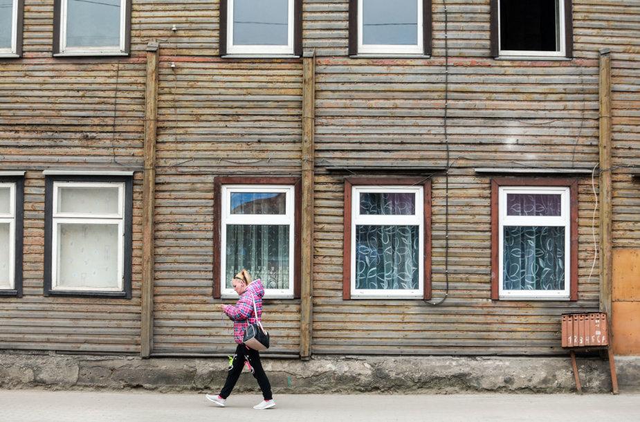 Namas Jurbarko gatvėje
