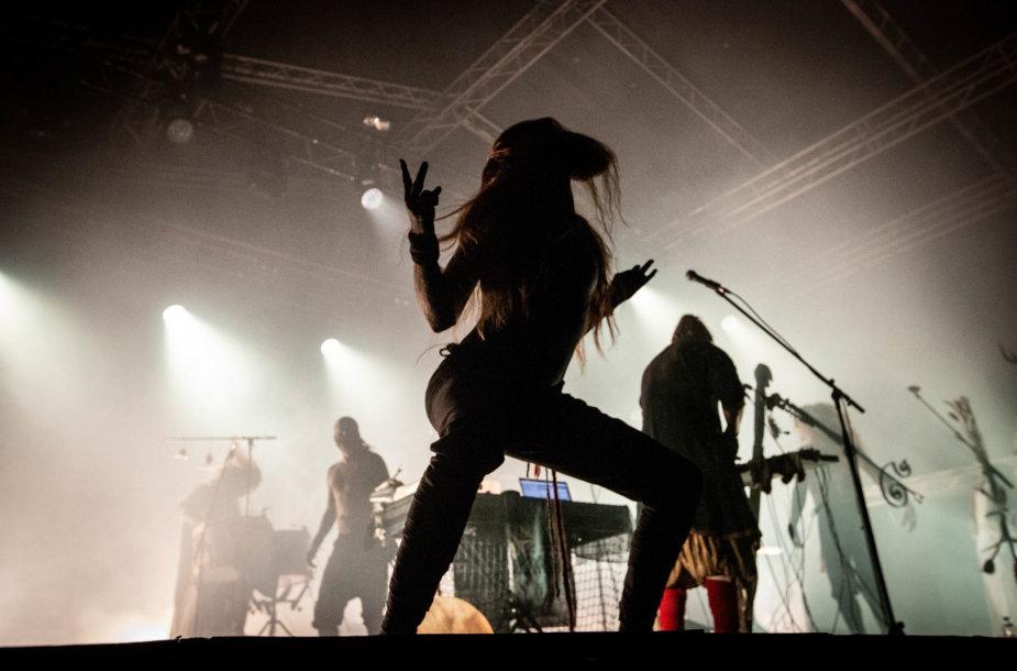 """XXI-asis baltų kultūros festivalis """"Mėnuo juodaragis"""""""