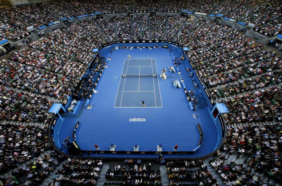 Rodo Laverio arena Melburne