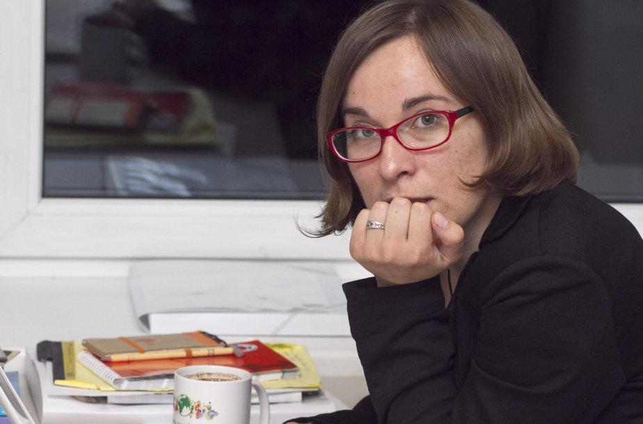 Lietuvos žmogaus teisių centro direktorė Birutė Sabatauskaitė