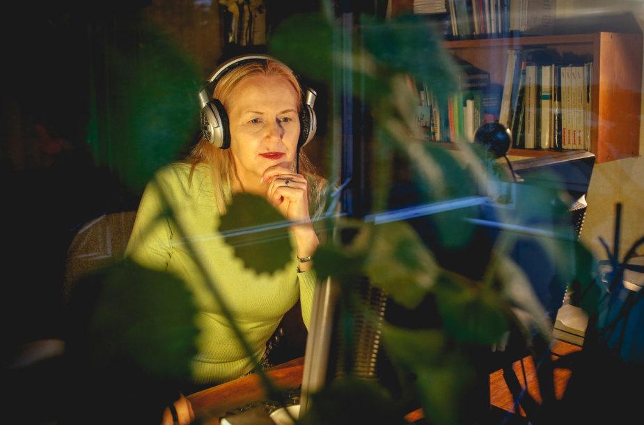 Kompozitorė Loreta Narvilaitė