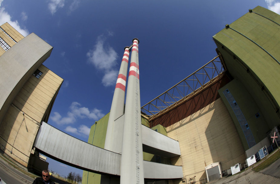 Pakšo atominė elektrinė Vengrijoje