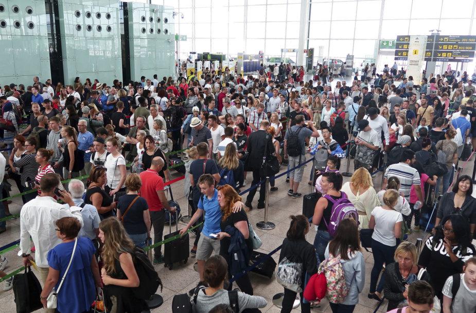 El Prato oro uostas Barselonoje
