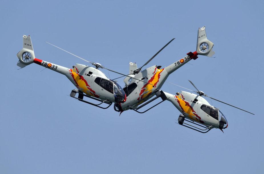 Eurocopter EC120 Colibri sraigtasparniai
