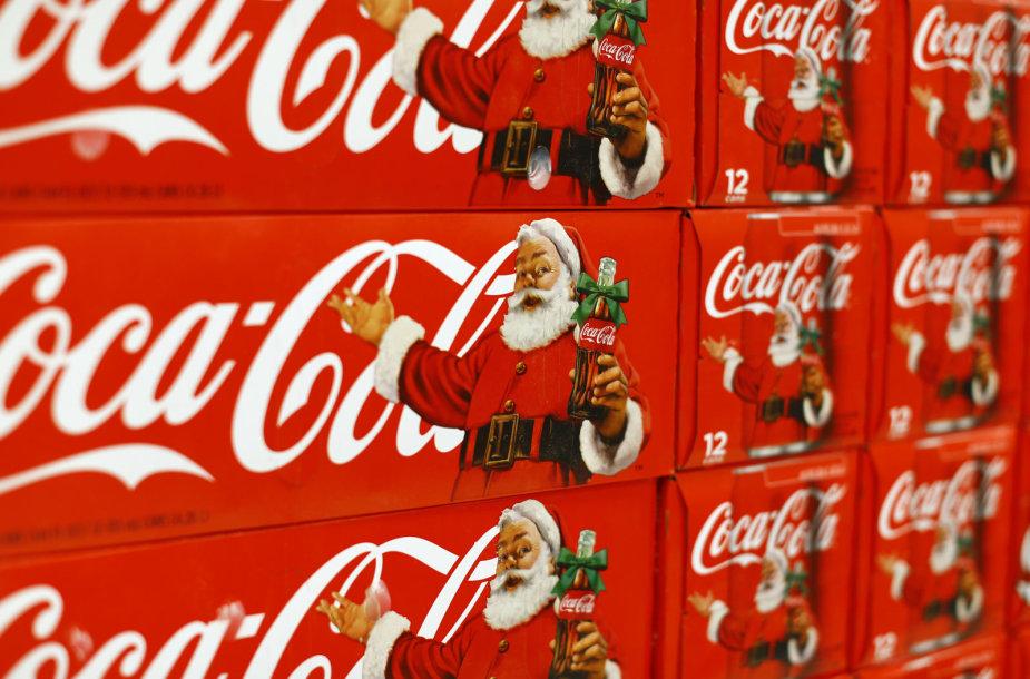 """""""Coca-Cola"""" kalėdinė reklama"""