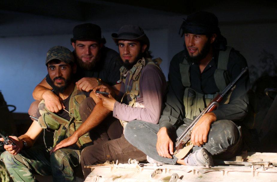 Sirijos sukilėliai