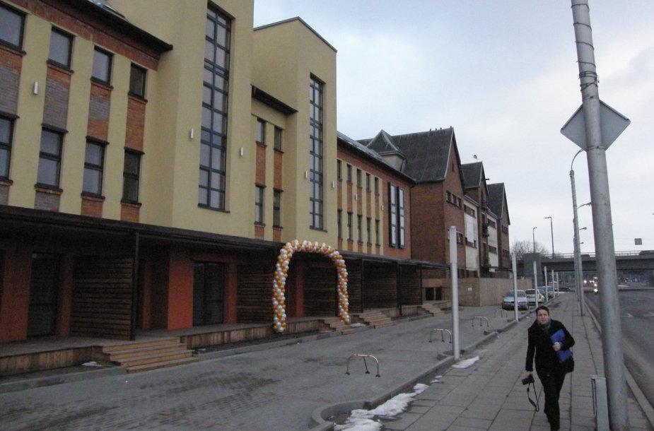 Kaune baigiamas Karaliaus Mindaugo apartamentų pirmas etapas