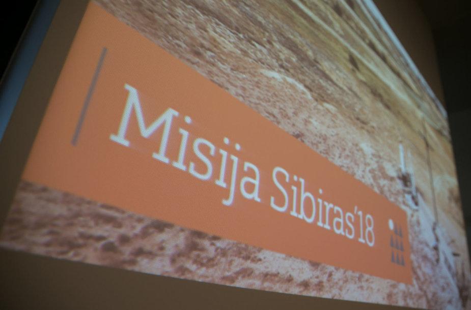 Lino Linkevičiaus susitikimas su Misija Sibiras' 18 dalyviais