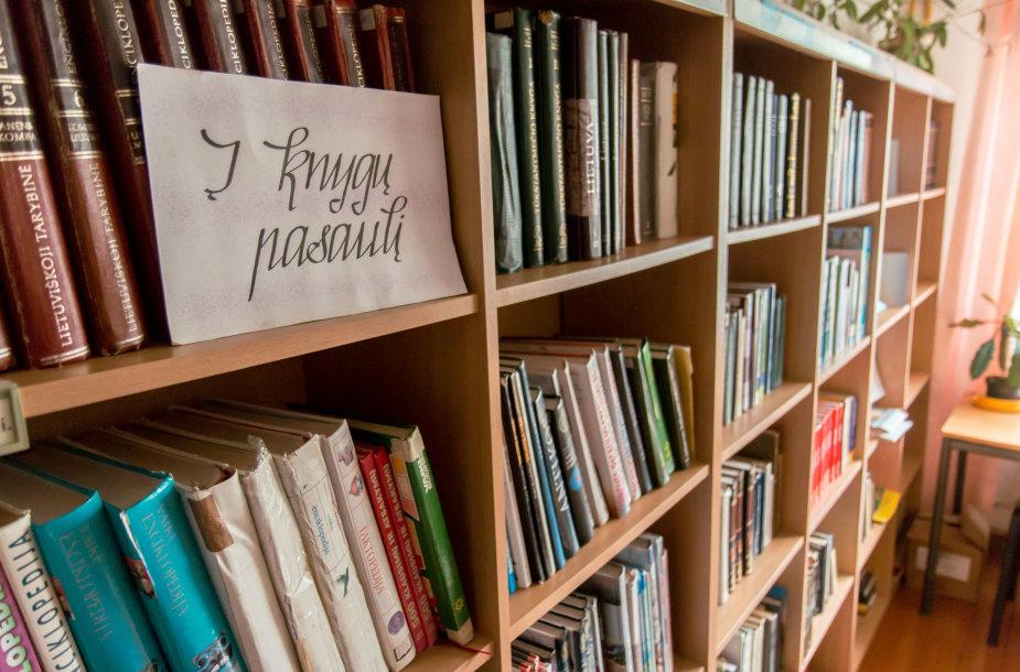 Mokyklos biblioteka