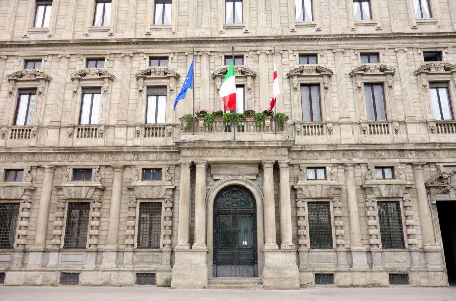 Milano rotušė