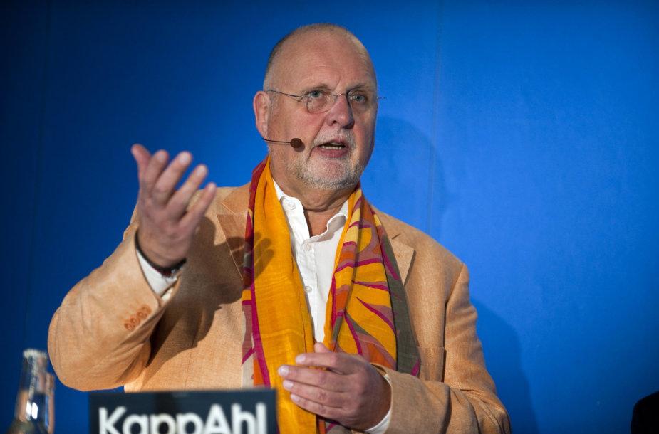 """Koncerno """"KappAhl"""" vadovas Christianas W. Janssonas"""