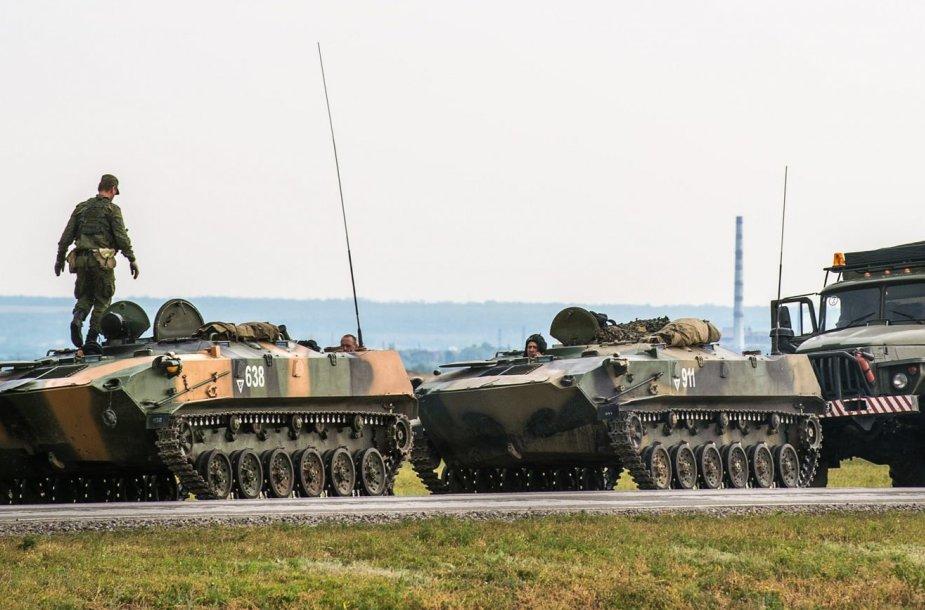 Rusijos karinė technika
