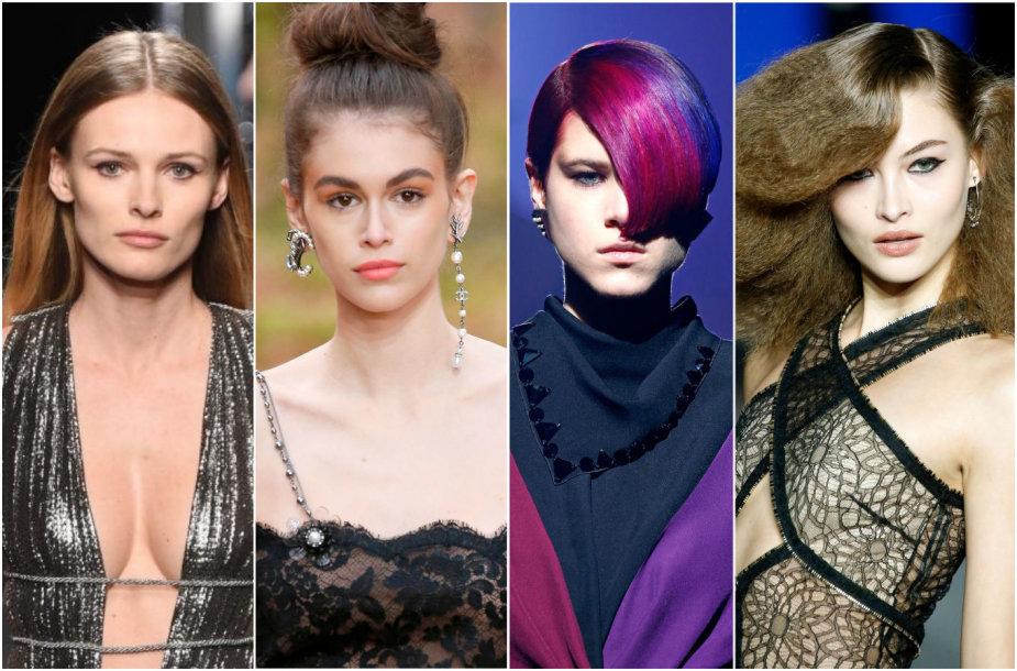 Rudens šukuosenų tendencijos