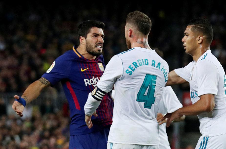 """""""Barcelona"""" – """"Real"""""""