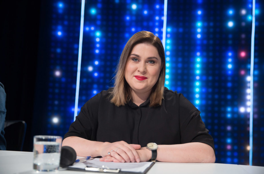 Dovilė Filmanavičiūtė-Miss Sheep