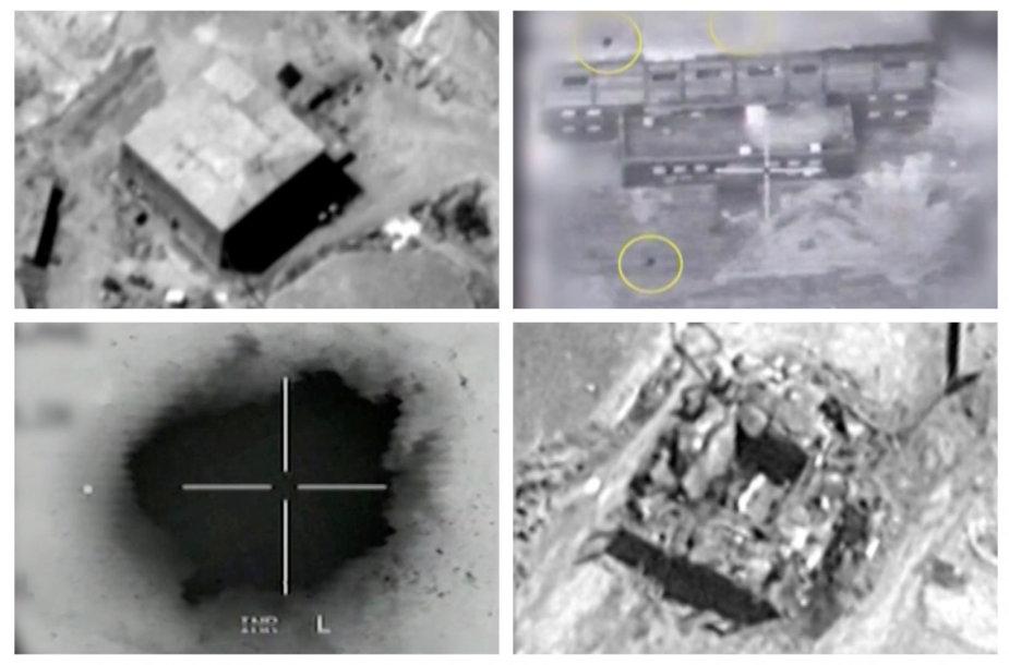 Izraelio smūgis branduoliniam reaktoriui Sirijoje
