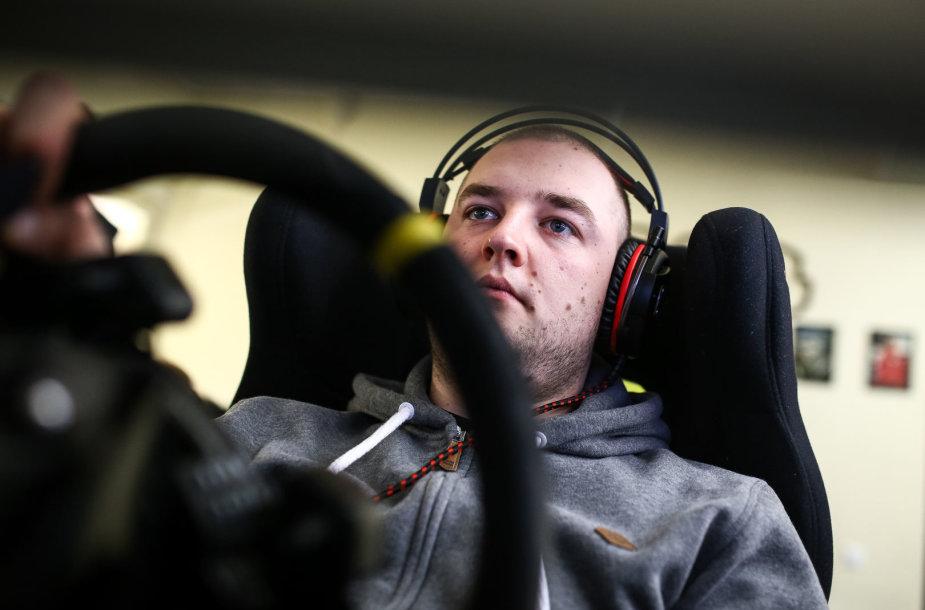 Atranka į virtualių lenktynių čempionatą