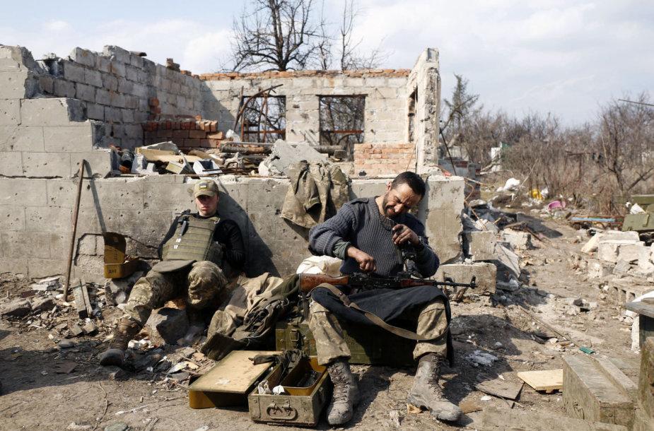 Ukrainos kariai Donbase, ties Avdijivka