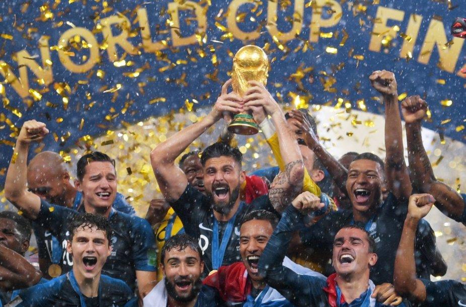 Prancūzų triumfas