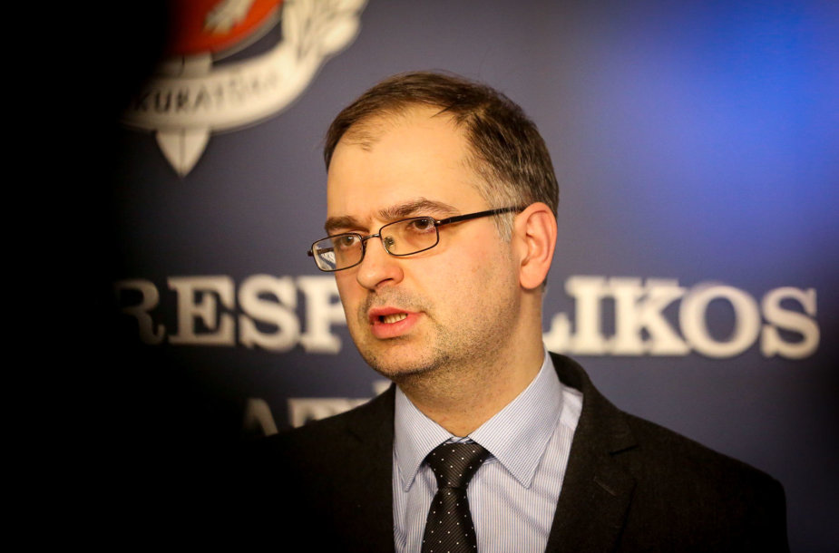 Prokuroras Martynas Jovaiša