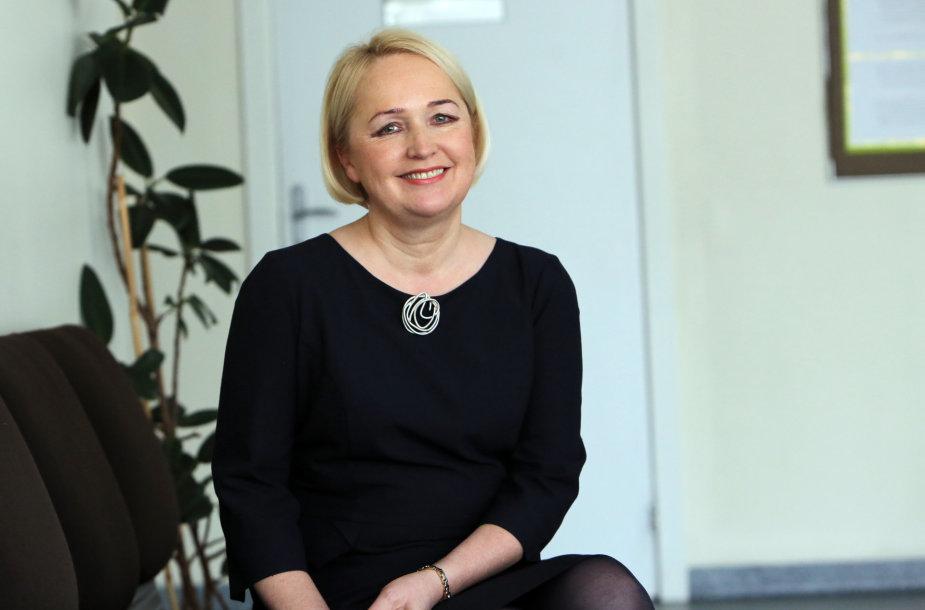 Regina Kontautienė, Klaipėdos licėjaus direktorė