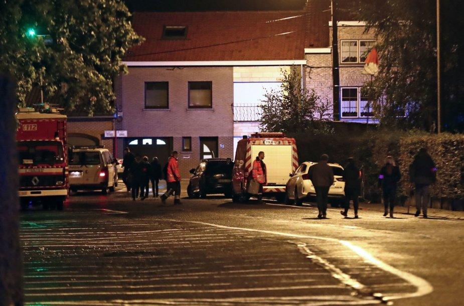 Mukrono mieste nužudytas meras Alfredas Gadenne'as