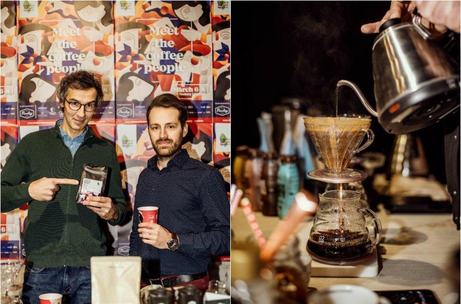 """Vilnius Coffee Festival"" pristatymas"