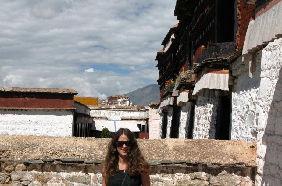 Tibetas, Lhasa