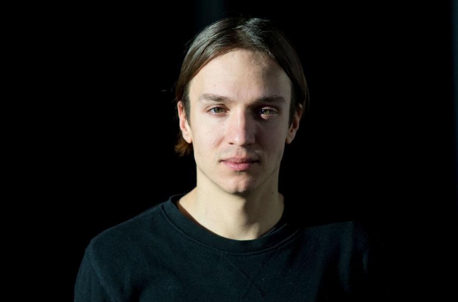 15min studijoje — Olegas Šurajevas