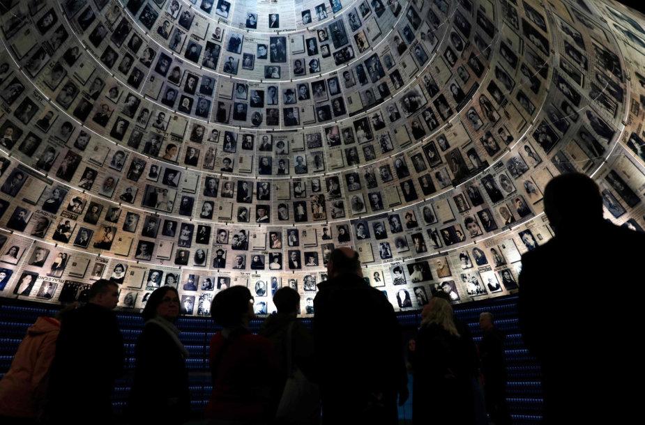 """Holokausto muziejus """"Yad Vashem"""""""