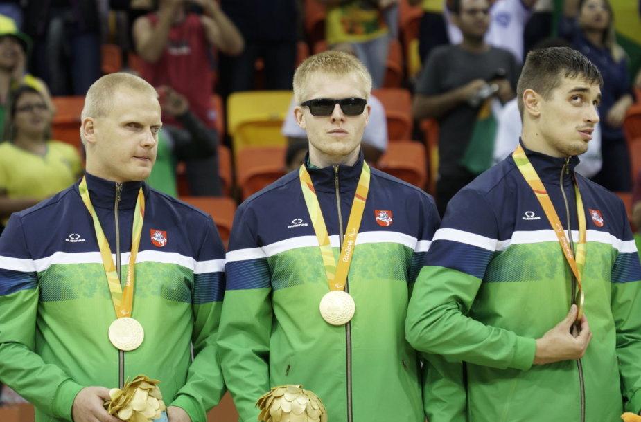 Lietuva – JAV