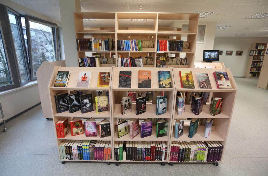 Naujoji Žirmūnų biblioteka
