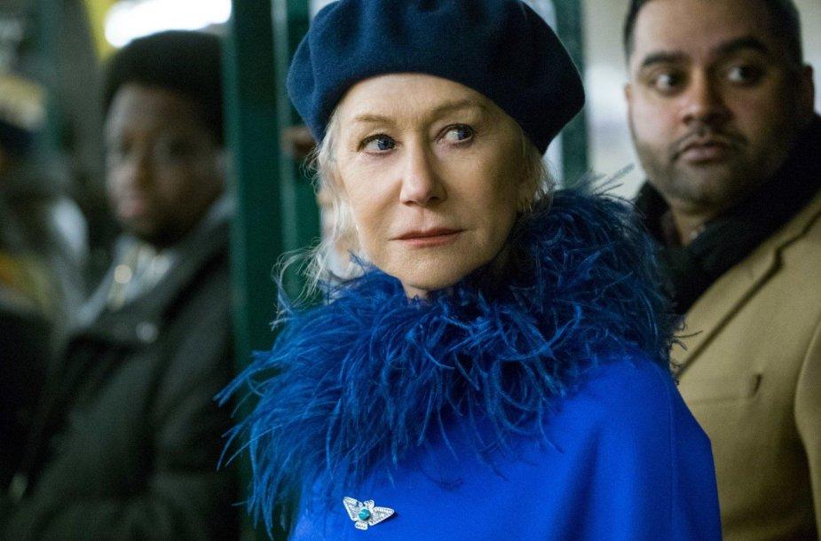 """Helen Mirren dramoje """"Užslėptas grožis"""""""