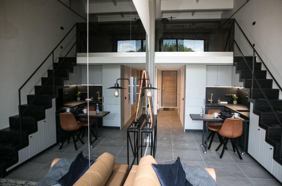 Buvusiame Vilniaus kulinarijos ceche atsiras 230 loftų