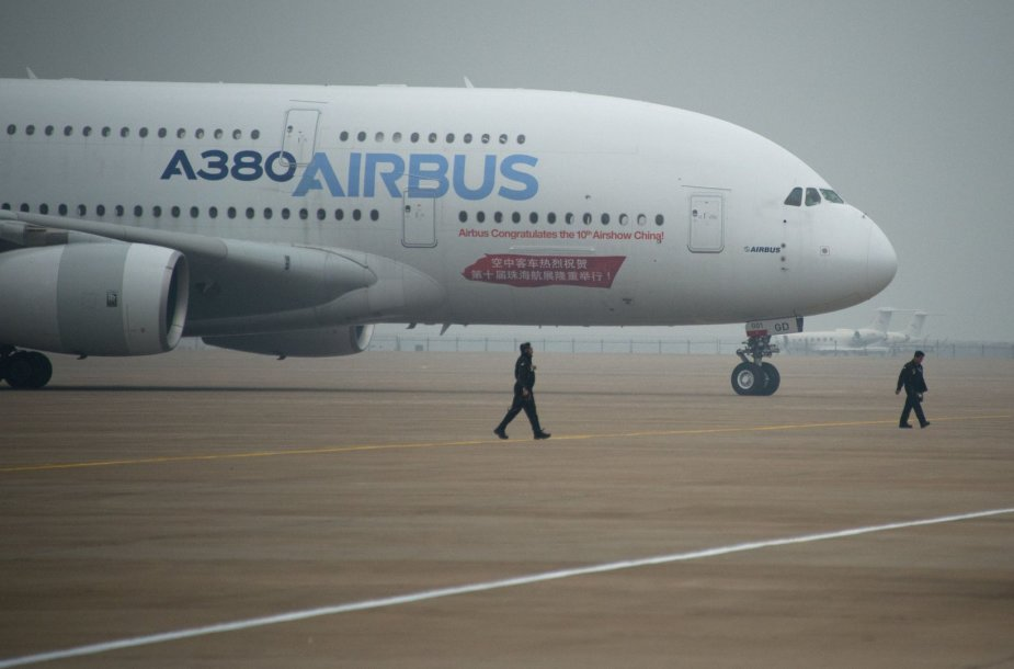 """Airbus A380"""