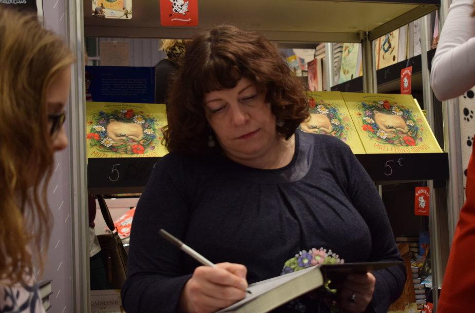 Rašytoja Neringa Vaitkutė