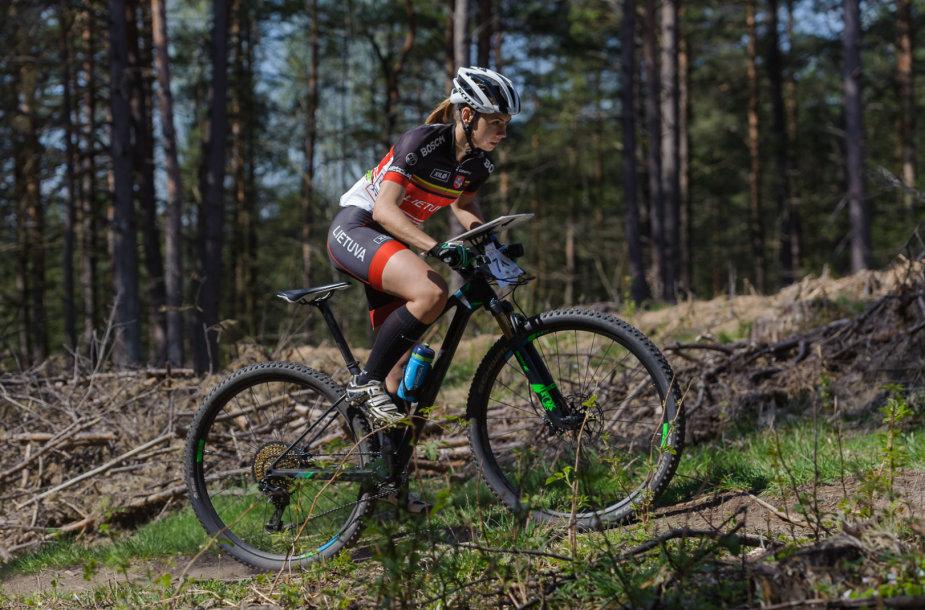 Orientavimasis kalnų dviračiais