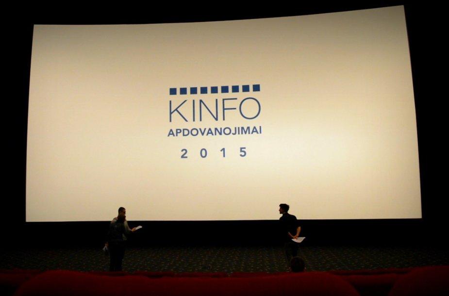 """""""Kinfo apdovanojimai 2015"""" – jau netrukus"""