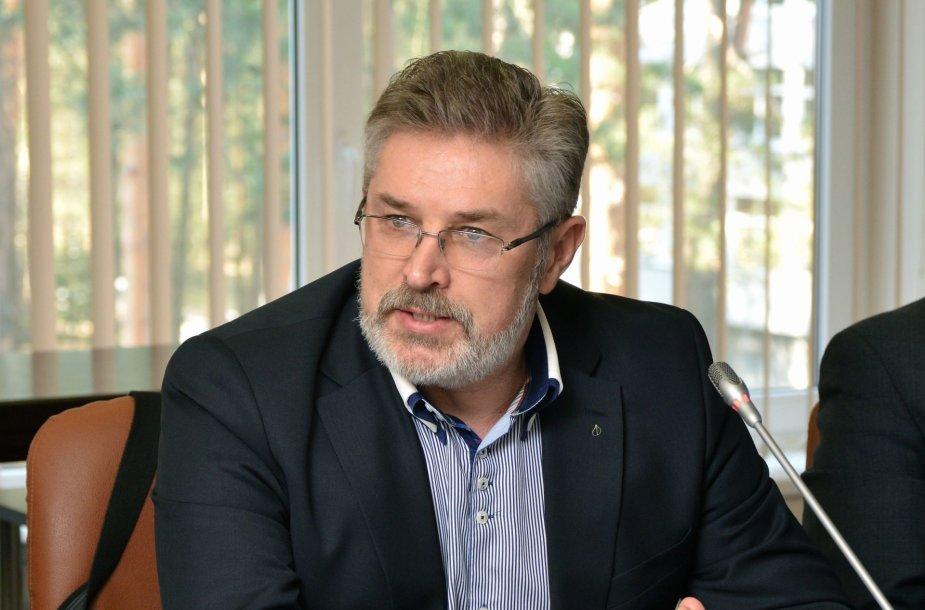 VGTU Tarybos pirmininkas S. Leonavičius