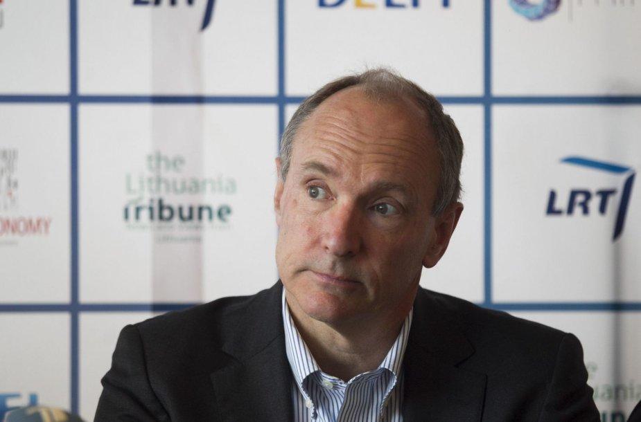 Tim Berners – Lee