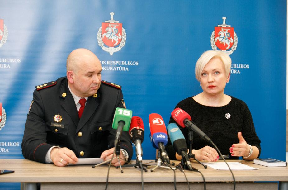 Artūras Šalvaitis ir Renata Oželienė