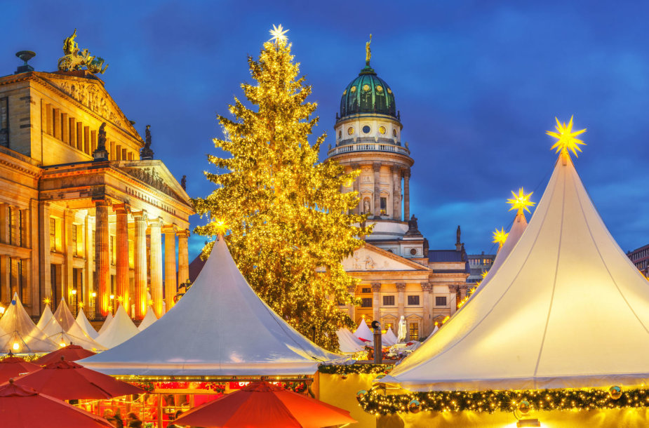 Kalėdos Berlyne