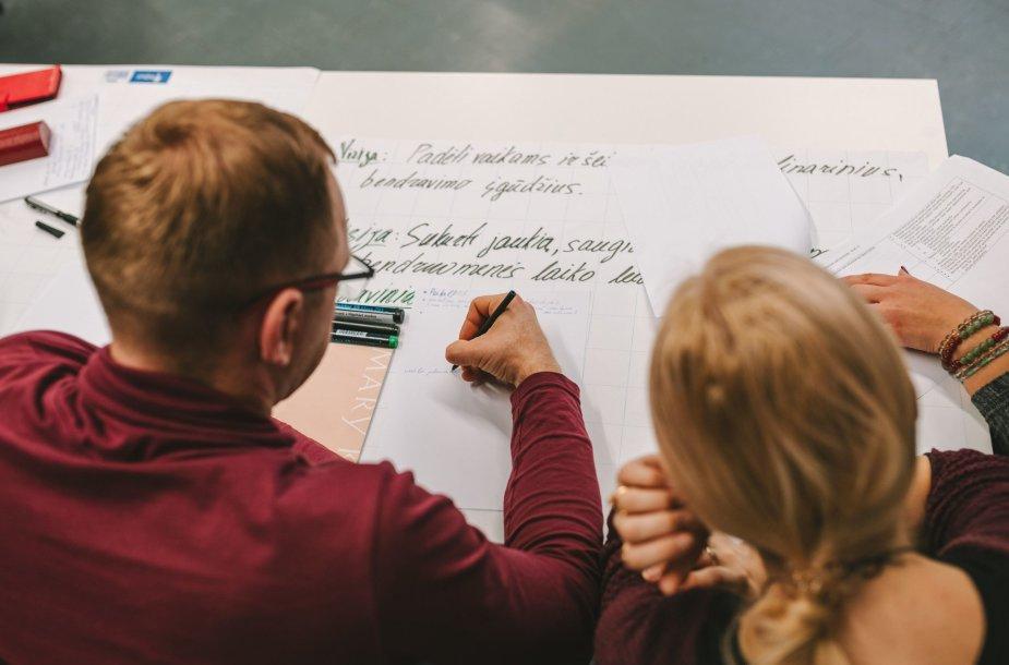 Bendruomeninio verslo mokymai