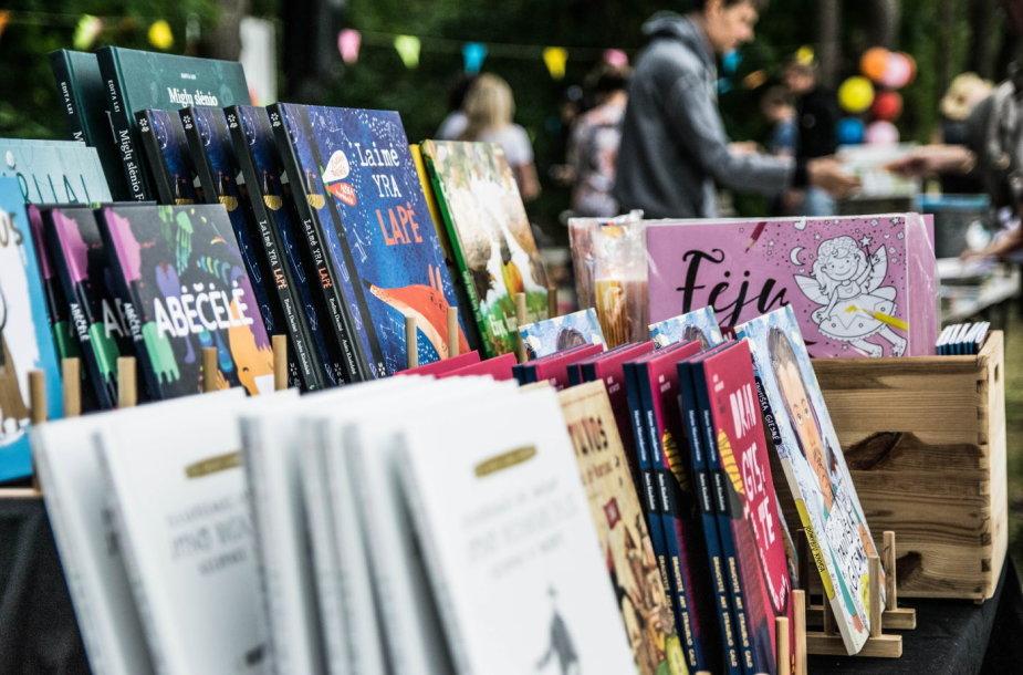 Anykščiuose praūžė vaikų literatūros festivalis