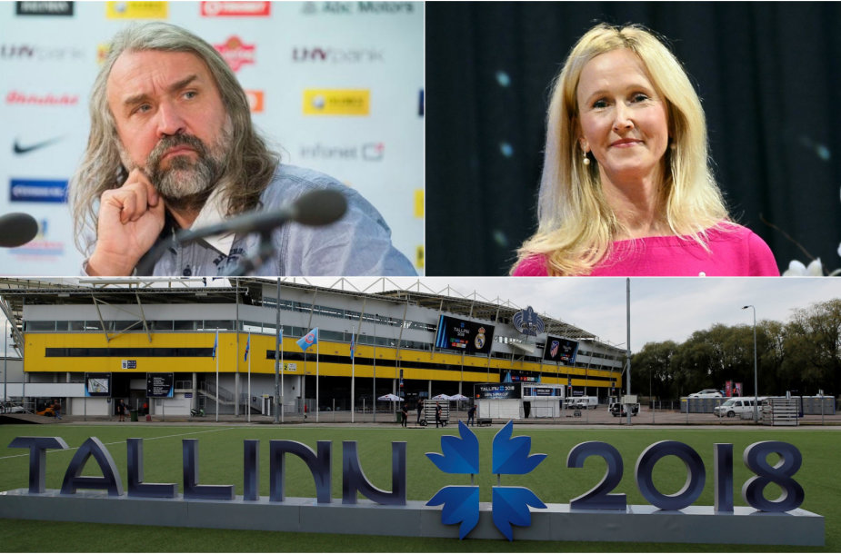 Talinas priima UEFA Supertaurės rungtynes
