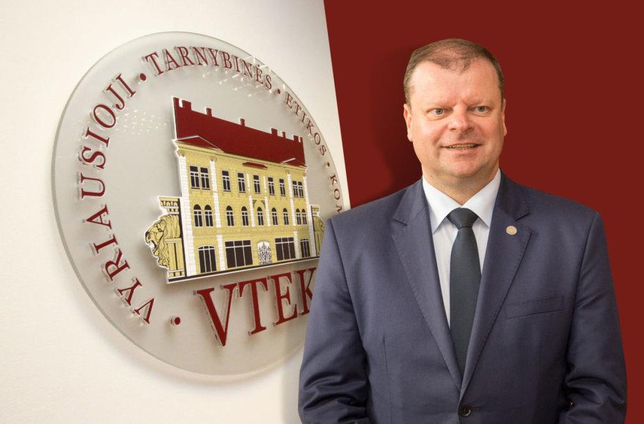 VTEK nutylėjo S.Skverneliui nepalankią informaciją