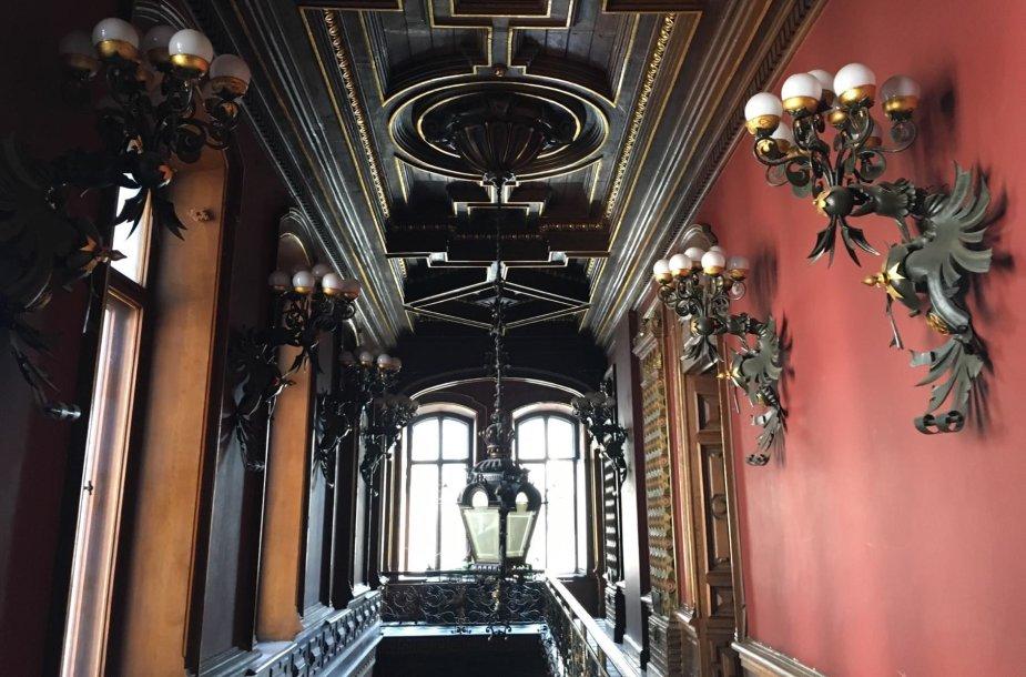 Rašytojų sąjungos rūmuose vyks ekskursijos